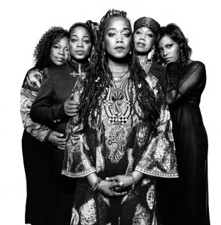 malcolm x's daughters