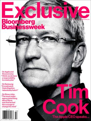 bloomberg businessweek, tim cook