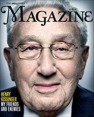 uk times magazine, henry kissinger