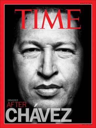 time magazine, hugo chavez