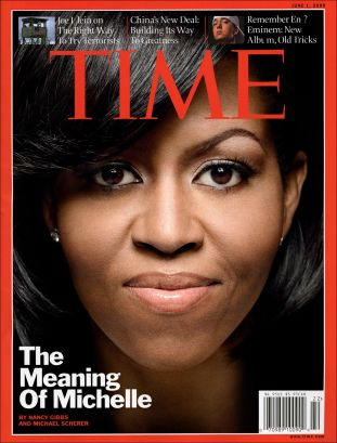 time magazine, michelle obama