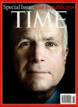 time magazine, john mccain