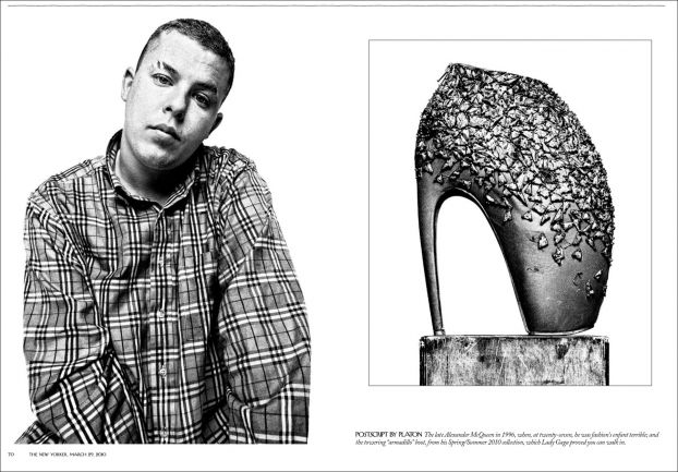 the new yorker, alexander mcqueen