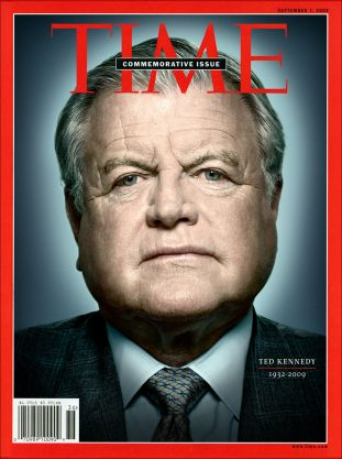 time magazine, ted kennedy