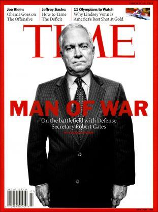 time magazine, robert gates