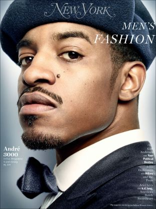 new york magazine, andre benjamin