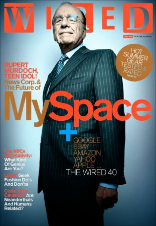 wired magazine, rupert murdoch