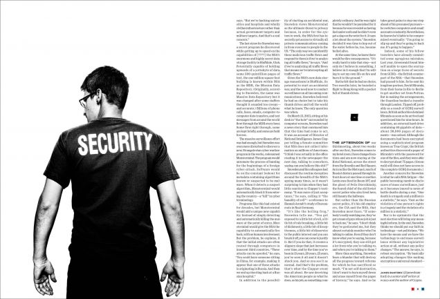 wired magazine, edward snowden
