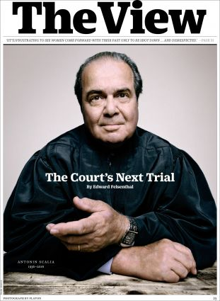 time, antonin scalia