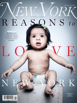 new york magazine, immigration cover one